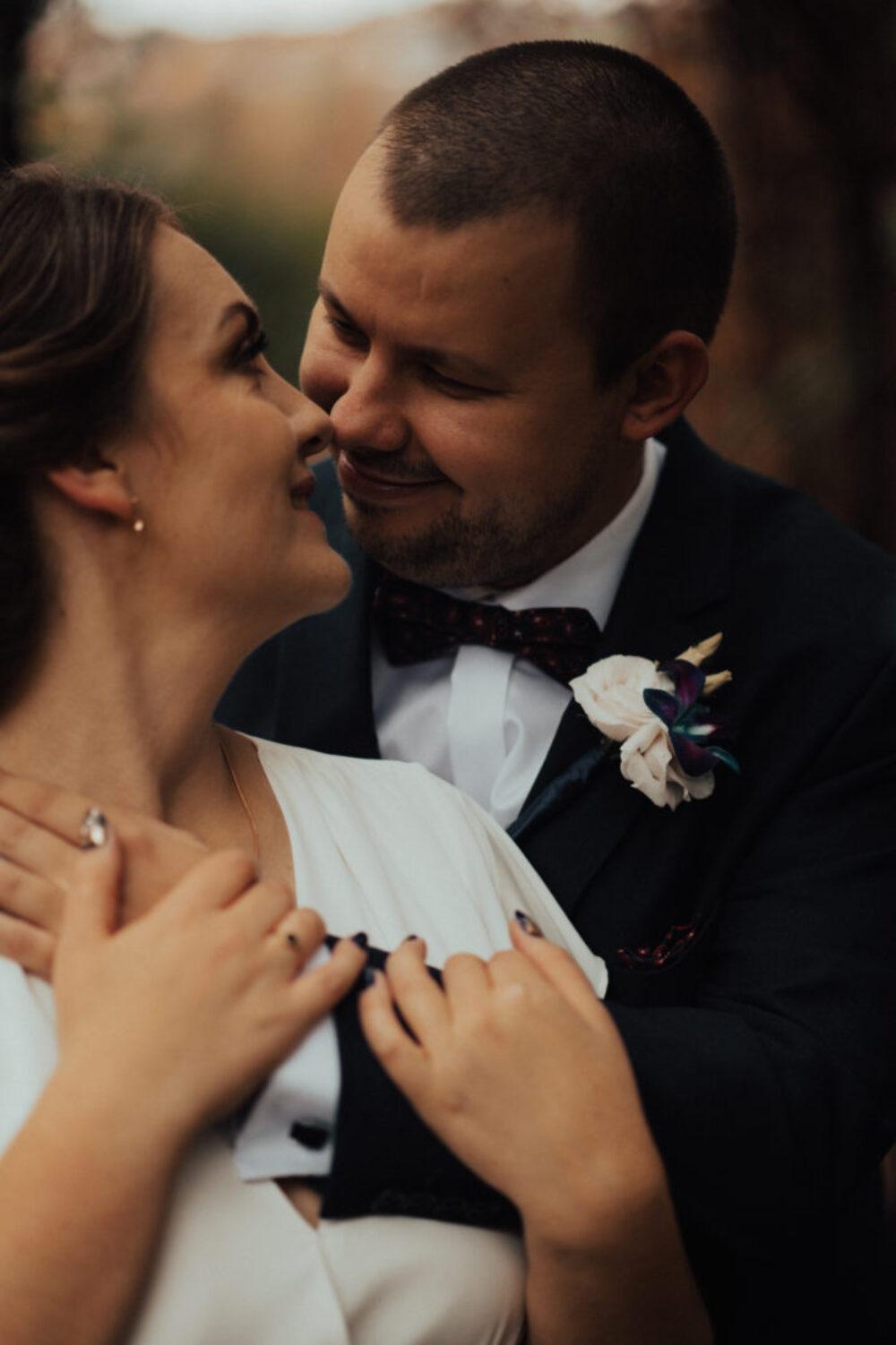 Agnieszka & Łukasz – jesienny ślub | Dom Weselny Korona w Elblągu