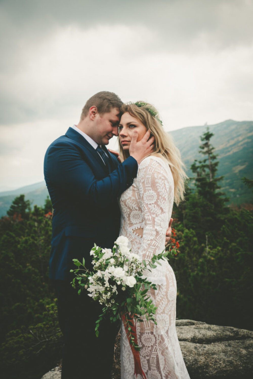 Kasia & Marcin – Mountain Love Session