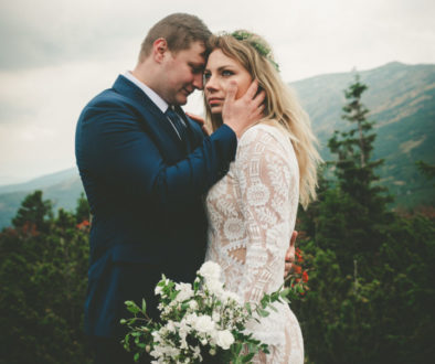 Kasia & Marcin – Mountain Love Session